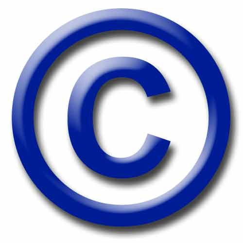 free copyright  symbol