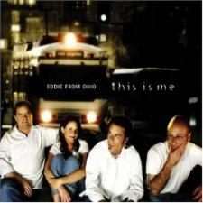 "CD cover from ""This is me"" by Eddie from Ohio"