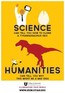 Science v Humanities